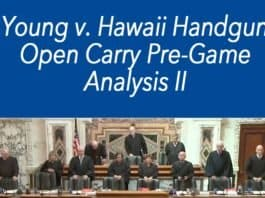 young-v-hawaii-handgun-open-carry-pre-game-analysis-ii