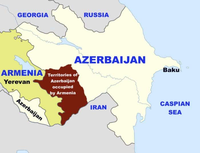 Armenia, a Bad Actor in the South Caucasus and Beyond 3