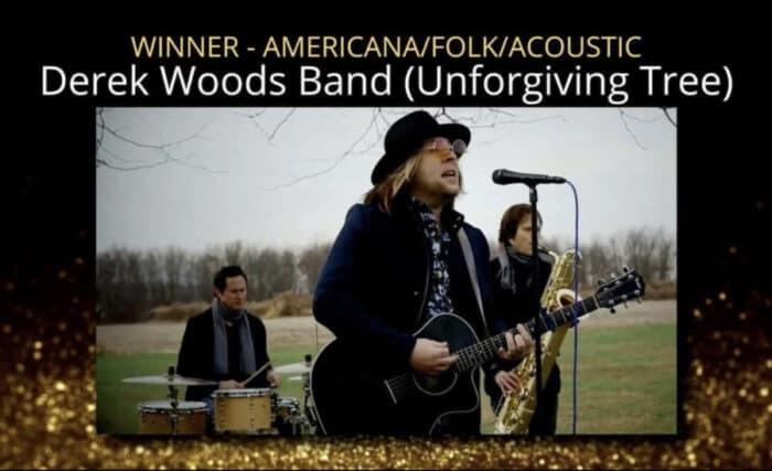 Derek Woods Band promo photo