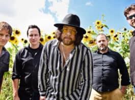 Derek Woods Band. Photo credit Kaylyn Scheller