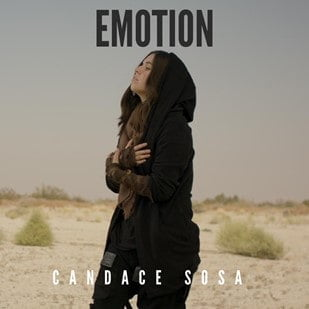Candace Sosa Releases EMOTION - OUT NOW 1