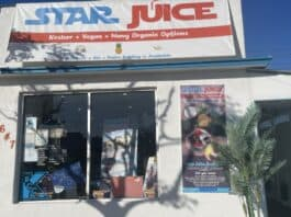 Star Juice store - Photo credit Nurit Greenger
