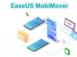 EaseUS MobiMover. Image by NewsBlaze.