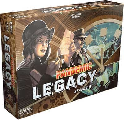 pandemic legacy table-top game. c/o boomagain.com