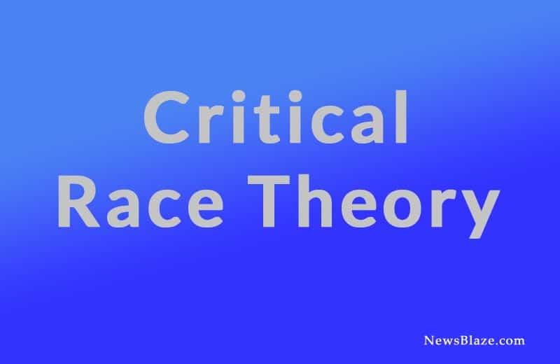 critical race theory. Image by NewsBlaze