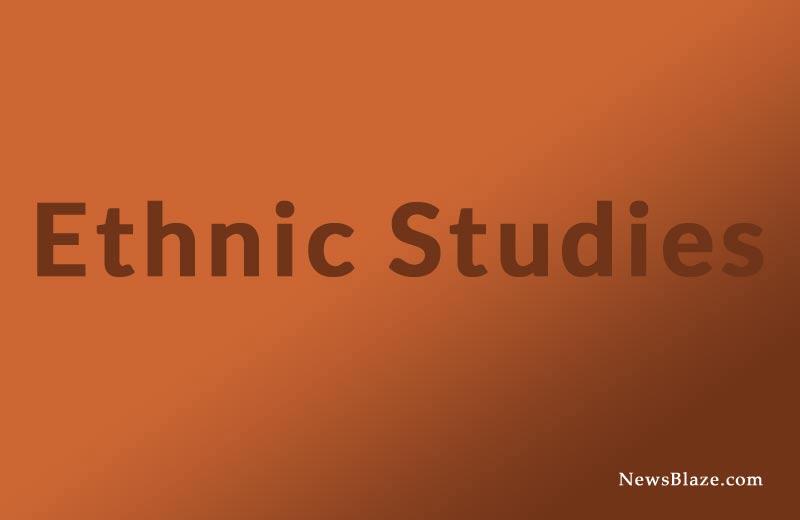 Ethnic Studies. Image by NewsBlaze