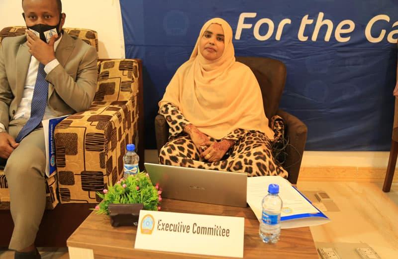 sff executive committee. Photo c/o Omar Ibrahim Abdisalam.