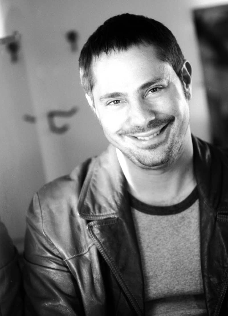 Gabriel Bologna Official Photo for Tango Shalom