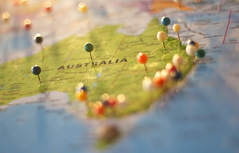 Immigration to Australia. Photo by Catarina Sousa from Pexels