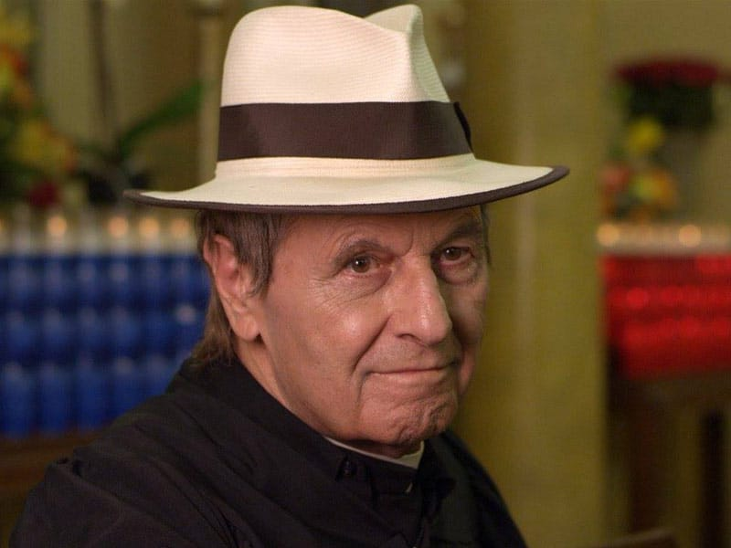 Tango Shalom Joe Bologna as Father Anthony