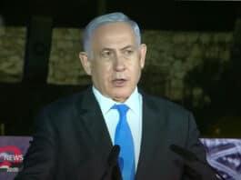 Benjamin Netanyahu Speech. Arirang News video screenshot