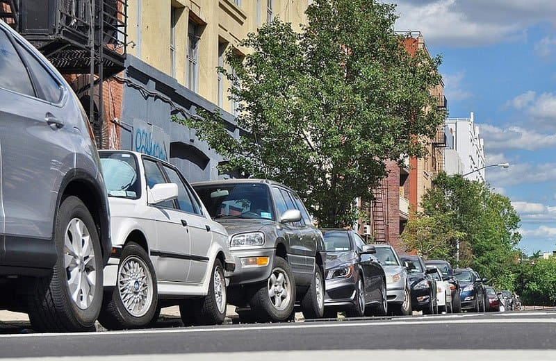 Parking rage replaced by housing rage. Image by GLady from Pixabay
