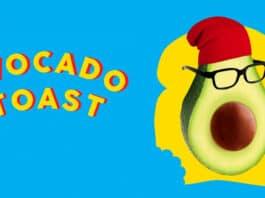 Avocado Toast - courtesy of Tyler Farr