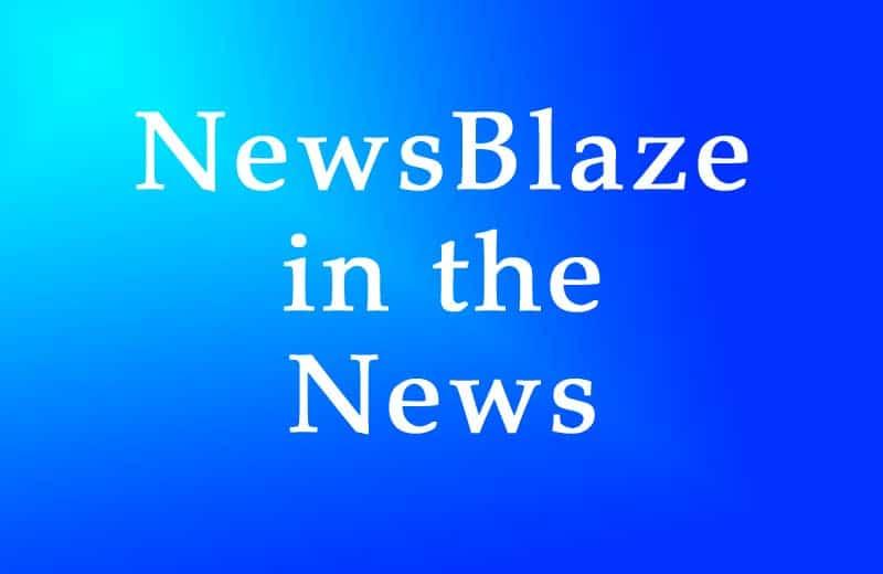 NewsBlaze in the News Pressroom
