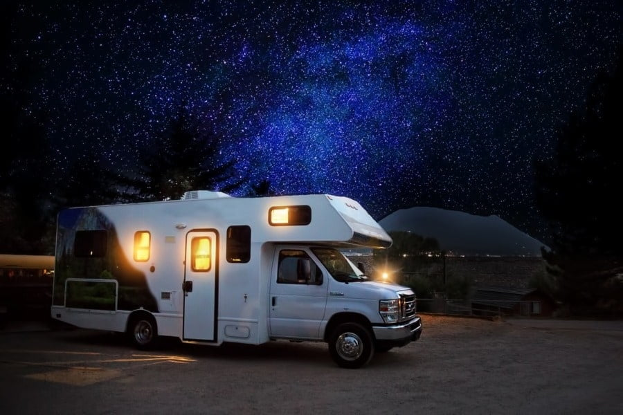 Comfy Camping Under $100? Try an RV Rental 1