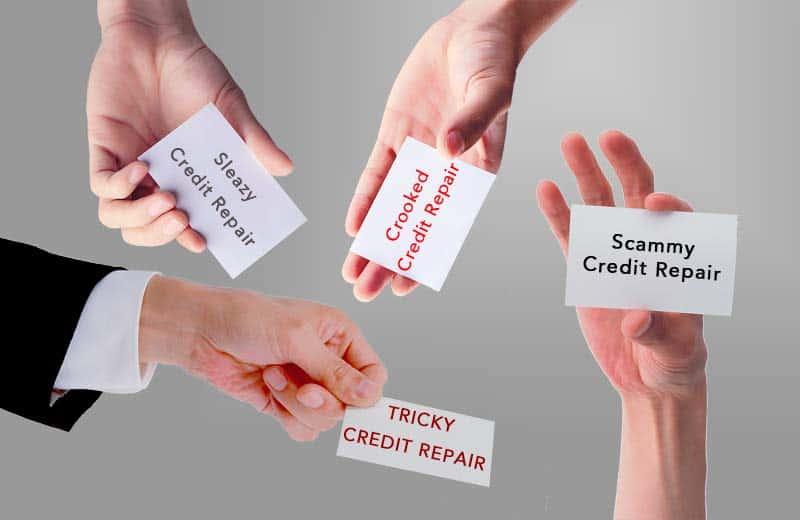 curbing credit repair companies
