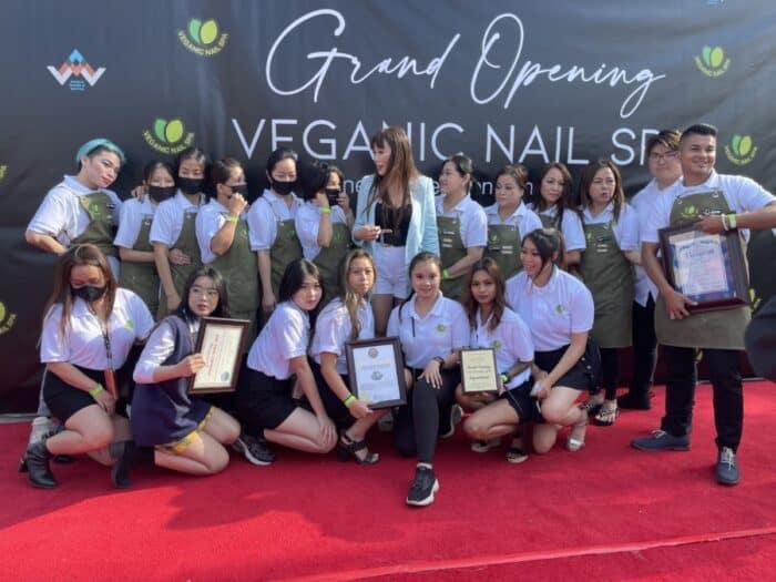 Mani-Pedi Goes Vegan with Veganic Nail Spa 5
