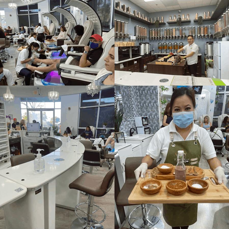 manicure pedicure- Photo credit Nurit Greenger