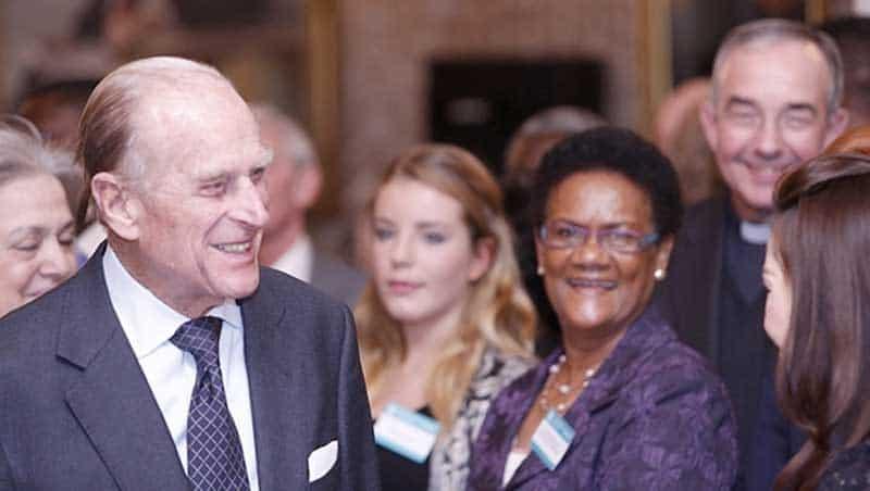 prince philip, duke of edinburgh. photo c/o commonwealth secretariat