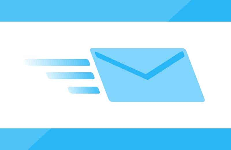 إرسال رسائل بريد إلكتروني مهنية.  الصورة عن طريق 200 درجة من Pixabay