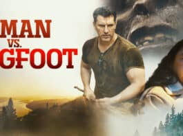 Man Vs Bigfoot