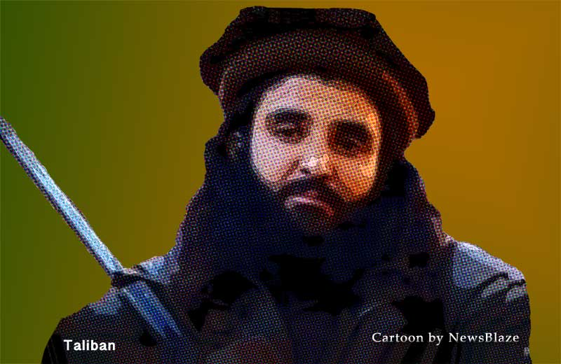 strengthening of the jihad. cartoon by newsblaze