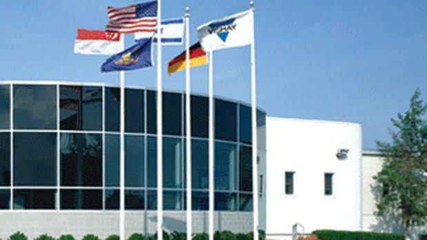 Vishay Intertechnology - Vishay company image.