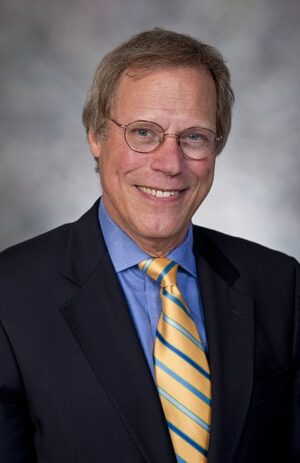 Stephen Klineberg, Rice University. HoustonUser35, CC BY-SA 4.0, via Wikimedia Commons